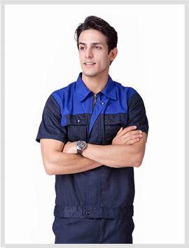 Đồng phục bảo hộ lao động mẫu 6