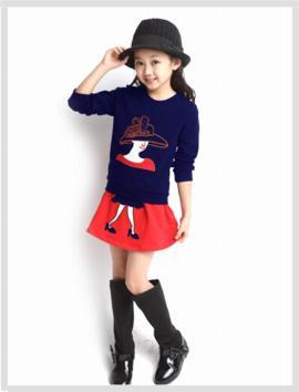 Thời trang trẻ em mẫu 10