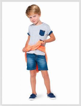 Thời trang trẻ em mẫu 7