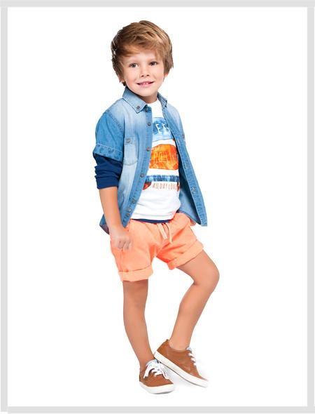 Thời trang trẻ em mẫu 11