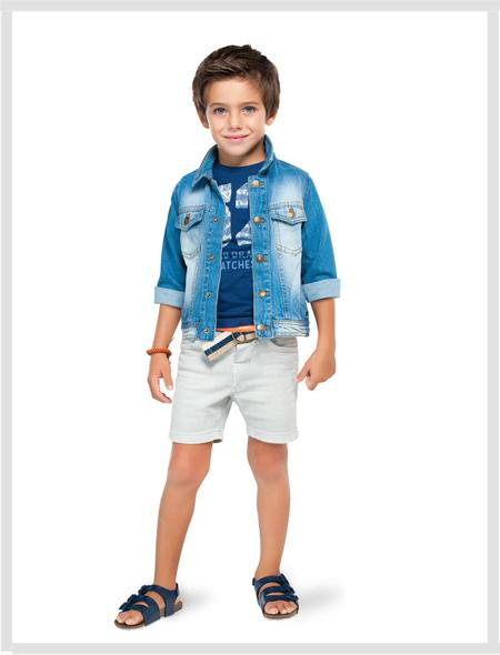 Thời trang trẻ em mẫu 4