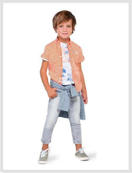 Thời trang trẻ em mẫu 5